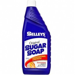 LIQUID SUGAR SOAP 750ML
