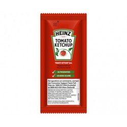 KETCHUP SAUCE PORTIONS 300X8ML