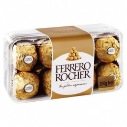 ROCHER CHOCOLATE 200GM T16