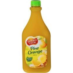 PINEAPPLE & ORANGE FRUIT JUICE 2L