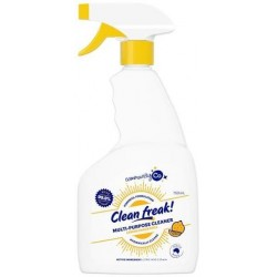 CLEAN FREAK MULTIPURPOSE CLEANING SPRAY 750ML