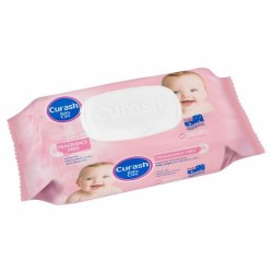 FRAGRANCE FREE BABY WIPES 80S