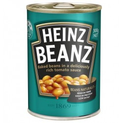 BAKED BEANS IN TOMATO SAUCE...