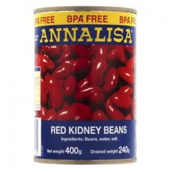 RED KIDNEY BEANS 400GM