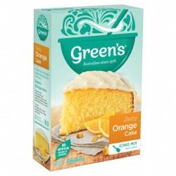 ORANGE CAKE MIX 470GM