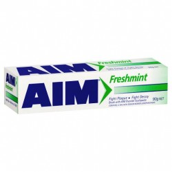 FRESHMINT GREEN TOOTHPASTE...