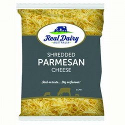 SHREDDED PARMESAN CHEESE 250GM