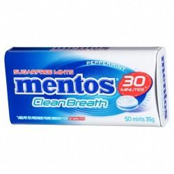 PEPPERMINT CLEAN BREATH...