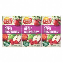 APPLE AND RASPBERRY FRUIT...