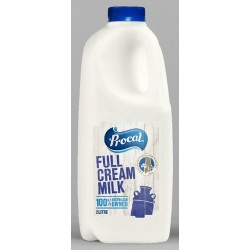 PROCAL FULL CREAM MILK 2LT