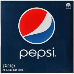 PEPSI COLA CAN CUBE 24X375ML