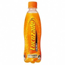 ORANGE ENERGY DRINK 12X380ML