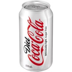 DIET COKE 24X375ML