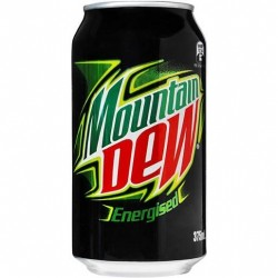 ENERGISED SOFT DRINK 24X375ML