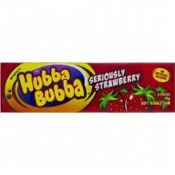 HUBBA BUBBA BUBBLE GUM STRAWBERRY...