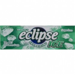 ECLIPSE ICE SPEARMINT SINGLES 14GM