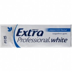 EXTRA WHITE PEPPERMINT SINGLE 14GM