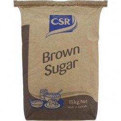 BROWN SUGAR 15KG
