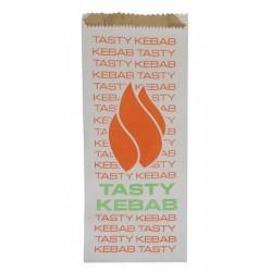 FOIL LINED KEBAB BAG 250S