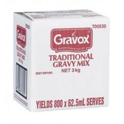 GRAVY TRADITIONAL 3KG