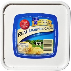 ICE CREAM VANILLA 10LT