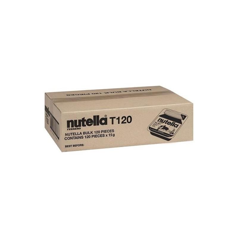 NUTELLA 120X15G