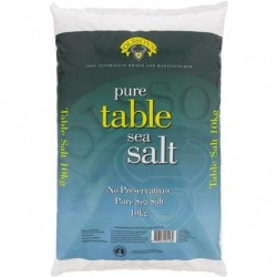 TABLE SALT 10KG