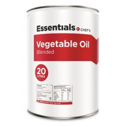 VEGETABLE OIL 20LT