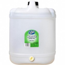 WHITE VINEGAR 20L