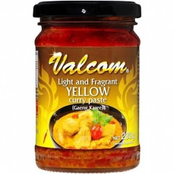 YELLOW CURRY PASTE 230GM