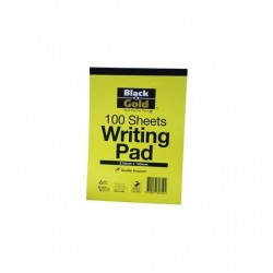 WRITING PAD A5 21MM X 15MM 100 SHEETS