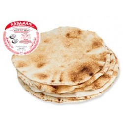 WHITE PITA BREAD 5PACK