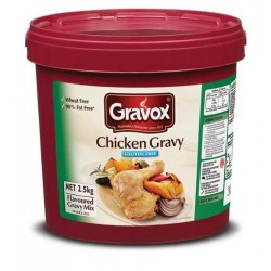 CHICKEN GRAVY MIX G/FREE 2.5KG
