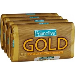 SOAP GOLD 4X90GM
