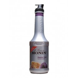 MONIN PUREE PASSIONFRUIT 1LT