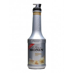 MONIN PUREE BANANA 1LT