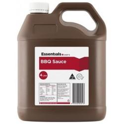 BBQ SAUCE 4LT