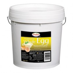 TRADITIONAL WHOLE EGG MAYONNAISE 14KG