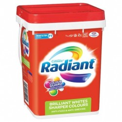 RADIANT WHITE SHARP COLOURS 7KG