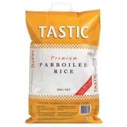PARBOILED RICE TASTIC 10KG