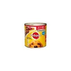 DOG FOOD BF/PAS/VEG 700GM