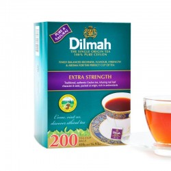 TEA BAGS PREMIUM EXTRA STRENGTH 200S