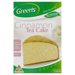 CAKE MIX CINNAMON TEA 400GM