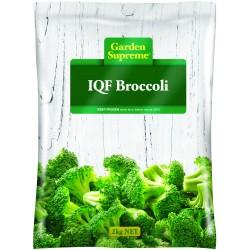 BROCCOLI IQF 2KG
