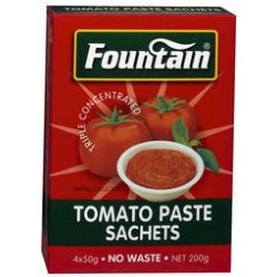 FOUNT PSTE TOM SACHET    200GM 200GM