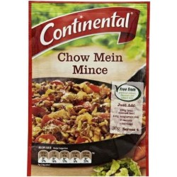 CHOW MEIN MINCE RECIPE BASE 30GM