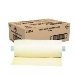 DISPENSER ROLL PASTRY SHORT CRUST 2X5KG