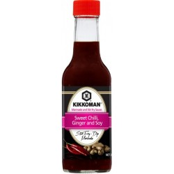 SWEET CHILLI GINGER and SOY MARINADES 250ML