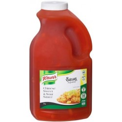 SWEET and SOUR CHINESE SAUCE 2KG