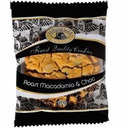 ROASTED MACADAMIA & CHOCOLATE COOKIE 90GM